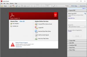 Tính năng của Adobe Acrobat XI Pro
