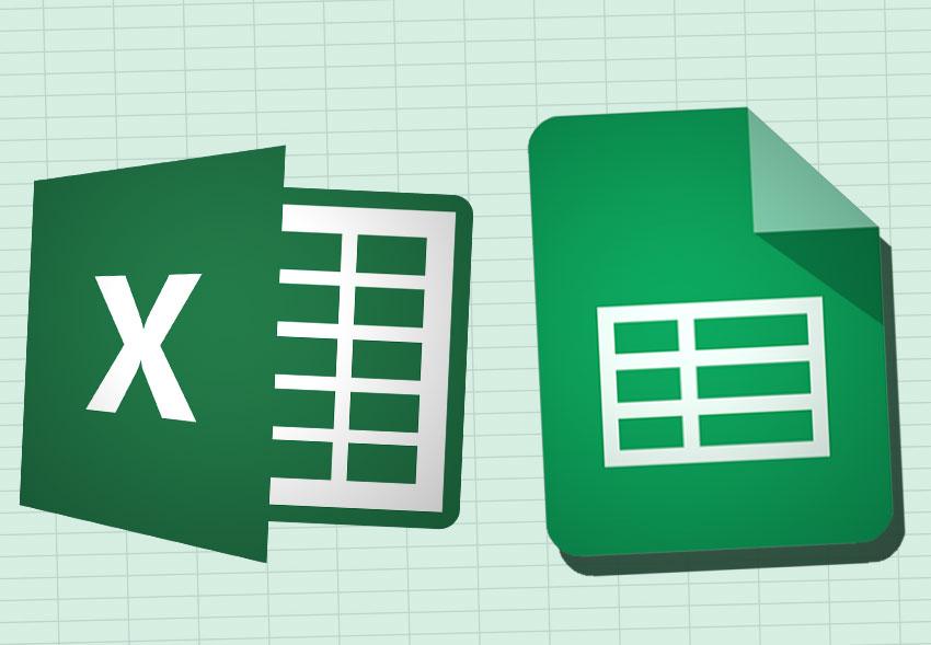 Chuyển Excel thành Google Sheets
