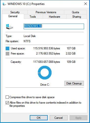 Gỡ bỏ driver cũ trên Windows 10