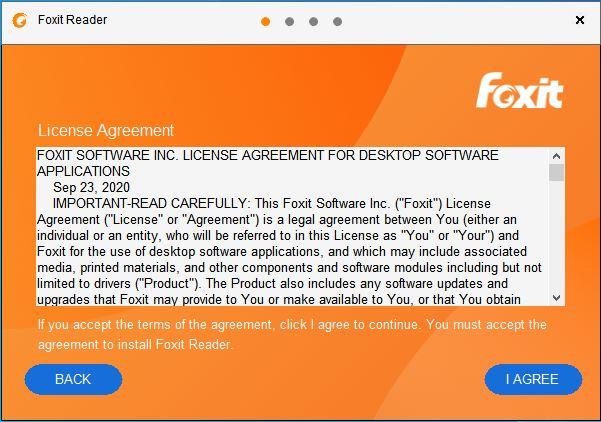 Hướng dẫn cài đặt phần mềm Foxit Reader